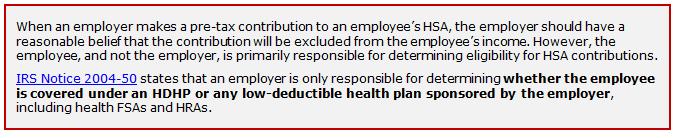 Pre-Tax Contribution